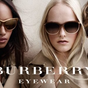 Latest nude Burberry Glasses