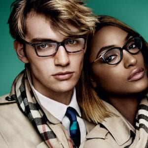 Tortoise shell Burberry Glasses