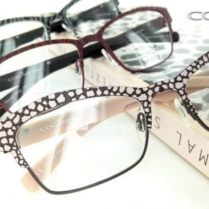 Product shot of Cogan Glasses