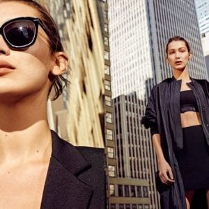 Womens DKNY Glasses campaign