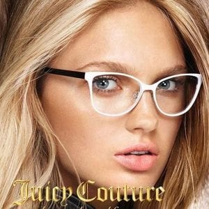 Juicy Couture Glasses los angeles campaign