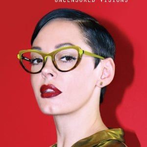 L.A. Eyeworks Glasses mustard yellow