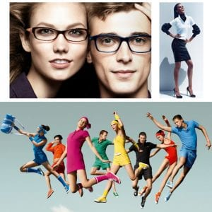 activewear Lacoste Glasses