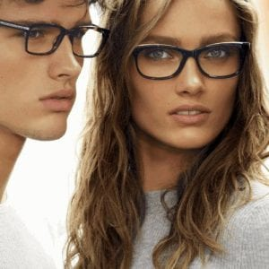 Old campaign for Michael Kors Glasses