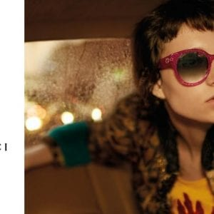 Womens gucci glasses with pink glasses