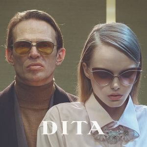 Indie campaign for Dita Glasses